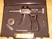 Bowers Holematic Digital Bore Gauge - Pistol Grip - 10 - 12.5mm - As Photo
