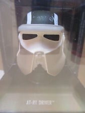 STAR WARS  1/5  CASQUE CASCO HELMET AT RT DRIVER