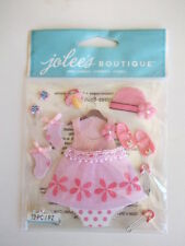 Jolee's Boutique 3D stickers - Baby Girl Outfit - new style