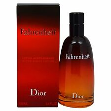 CHRISTIAN DIOR FAHRENHEIT 100ML AFTER SHAVE LOTION BRAND NEW & SEALED