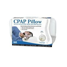 Pillow CPAP Sleep BI-PAP Mask Plastic Surgery Hose Contour Comfort Neck Support
