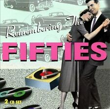 Remembering the Fifties by Various Artists  2 CD Set   BRAND NEW! Readers Digest