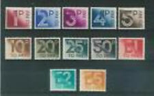 Great Britain 1982 portzegels   compleet  postfris/MNH