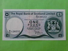Scotland 1 Pound 3 MAY 1976 (UNC)