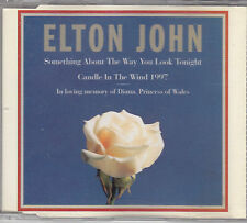 ELTON JOHN - candle in the wind CD single
