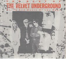 Velvet Underground / The Best of - Words & Music Lou Reed (NEU!)