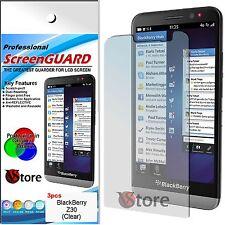 3 Pellicola Per BlackBerry Z30  Proteggi Salva Schermo Display Pellicole LCD