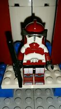 Lego Star Wars Custom Commander Fox Phase 2 Armor of the 212th Corasant Guard