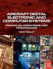 Aircraft Digital Electronic and Computer Systems, Mike Tooley, Very Good, Paperb