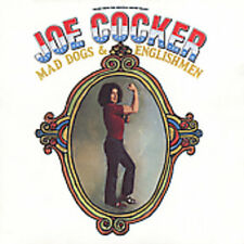 Mad Dogs & Englishmen - Joe Cocker (1999, CD NEUF) Remastered