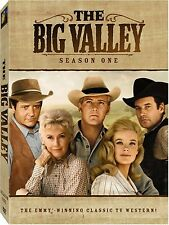 The Big Valley: Complete First 1 Season of the TV Series DVD NEW!