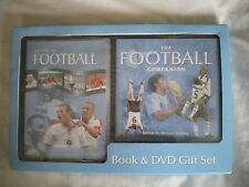 Football Book and DVD Gift Set