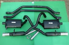 Ford Capri 3.0 Essex Exhaust System (Back Box with 3inch Stainless Steel Exit)