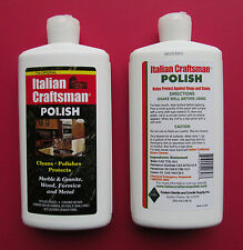 Italian Craftsman Polish Marble Granite Polish Eastern Marble & Granite Supply