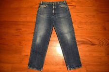 Vintage Levi's 540 - Relaxed Tapered Blue Jeans - Men Size 34 x 31 -Copper Tag