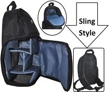 Sling Style Backpacks Deluxe Shoulder Camera Bag For Canon Powershot G15 G16