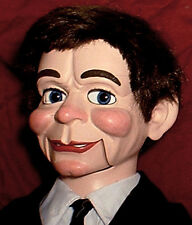 "HAUNTED Ventriloquist doll ""EYES FOLLOW YOU"" dummy puppet magic Fats oddity OOAK"