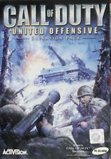 * Call of Duty United Offensive Expansion pack * PC CD GAME * Brand new Sealed