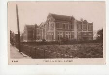 Technical School Enfield [S6600] Vintage RP Postcard 269b