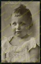 o. Foto Niederastroth Prinz Karl Franz Josef Hohenzollern Kind Potsdam Adel 1917
