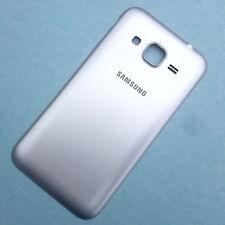 100% Genuine Samsung Galaxy Core Prime LTE rear battery cover Silver Grade B
