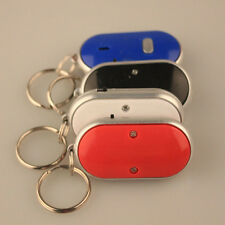 WOW Whistle Sound Control LED Key Finder Locator Find Lost  Keychain Key Chain