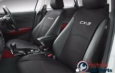 MAZDA CX3 Drivers Front Seat Cover New Genuine 2015- accessories DK11ACSCF