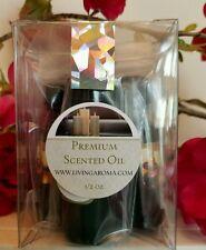 Cucumber Splash  1/2 oz Premium Scented Burning Oil by Living Aroma
