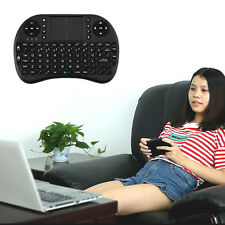2.4G Wireless Air Keyboard Mouse Qwerty Remote Touchpad XBOX Android TV BOX PC Q