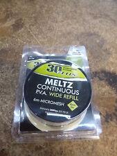 30 Plus Kodex meltz pva  mesh 6 metres easy use!!!