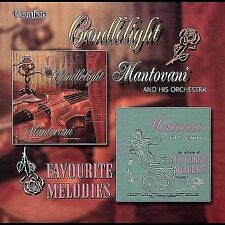 Candlelight / Favourite Melodies by Mantovani Orchestra