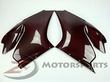DISCOUNT Ducati 899 1199 Panigale Upper Side Mid Cowl Fairing Carbon Fiber Red
