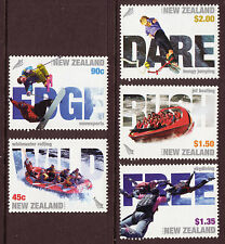 NEW ZEALAND 2004 EXTREME SPORTS UNMOUNTED MINT, MNH