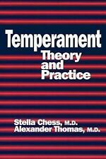 Temperament: Theory And Practice (BrunnerMazel Basic Principles Into P-ExLibrary
