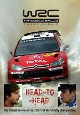 World Rally Championship - Official review 2007 (New DVD) Loeb Gronholm WRC