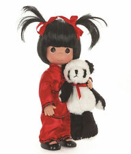 "Precious Moments Panda Pals 12"" Doll #6569"