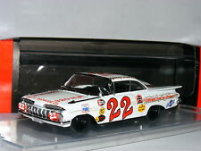 Quartzo 1015 Chevrolet Impala Speedy Thompson 1959 NASCAR #22 1/43