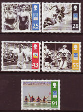 ISLE OF MAN 2004 OLYMPIC GAMES ATHENS SET OF 5 UNMOUNTED MINT
