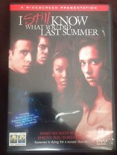 I Still Know What You Did Last Summer Dvd (DVD, 2008) For In Good Condition