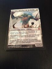 MTG MAGIC RISE OF ELDRAZI KOZILEK BUTCHER OF TRUTH (KOZILEK BOUCHER VERITE) NM