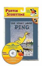 The Story about Ping [With CD (Audio)] (Puffin Storyti