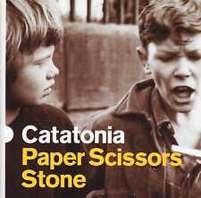 cd-album, Catatonia - Paper Scissors Stone