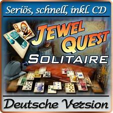 Jewel Quest Solitaire DELUXE - Windows XP / VISTA / 7 / 8