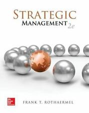 Strategic Management: Concepts by Rothaermel, Frank 2nd Edition EBOOK ONLY