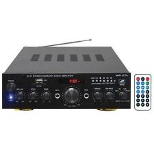 KARMA PA 2380BT - Amplificatore stereo con MP3 e Bluetooth