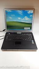 "Gateway M275E 14"" pm 1.5ghz 1.5GB 40gb combo xp Laptop notebook Tablet wifi ns"