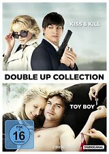 Double Up Collection: Kiss & Kill & Toy Boy (2013) - 2 DVD's