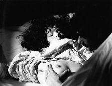 Photo originale Giancarlo Giannini Agostina Belli Mimi métallo seins nus sexy