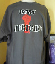 T-SHIRT RARE CATCH WWE CHRIS JERICHO IS JERICHO VARIANT 2X