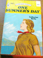 ONE SUMMER'S DAY by CATHERINE AIRLIE 1973 PB